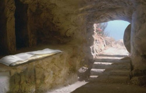 Truthseekers empty tomb