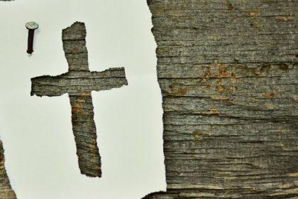 Truthseekers wooden cross