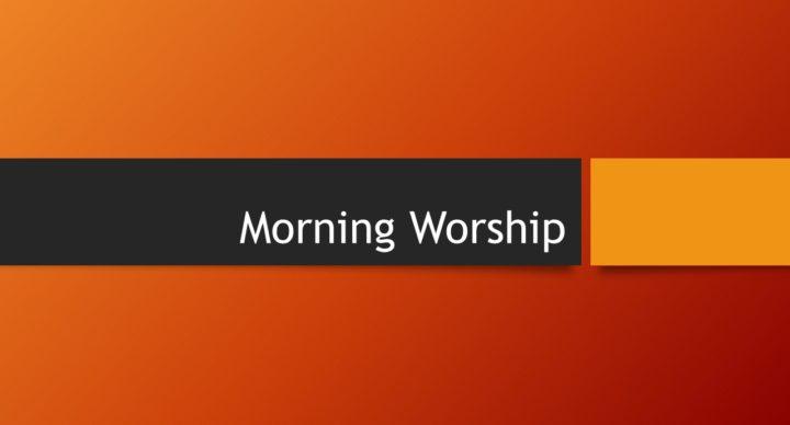 Truthseekers Church of Christ Santa Clara Morning Worship